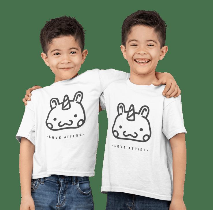 Customized kids' clothing