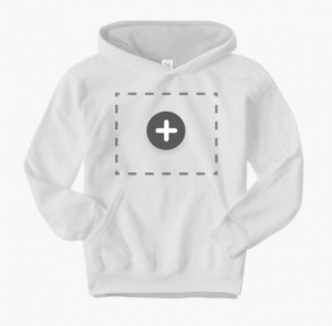blank hoodie for customizing