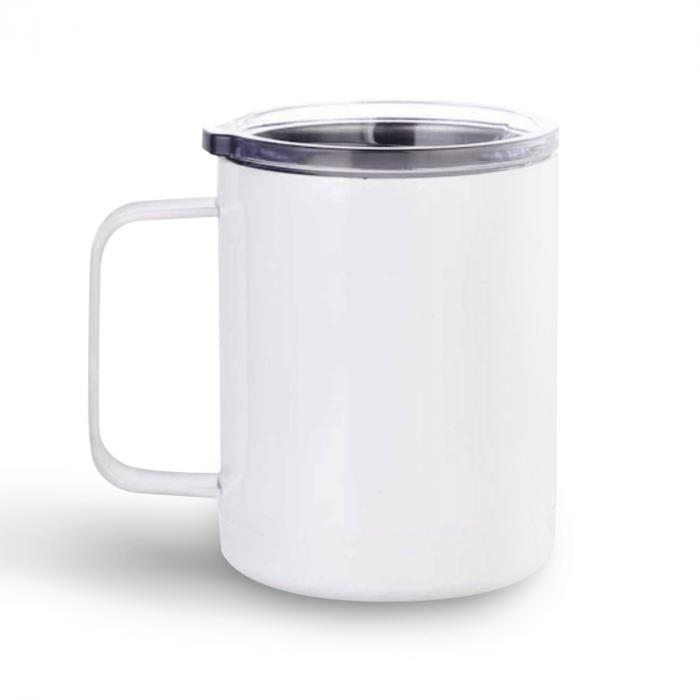 10oz Stainless Steel Mugs