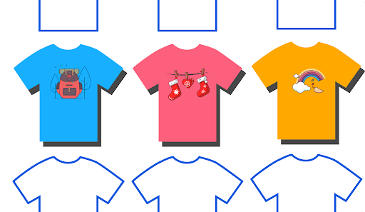 Design for the Garment Color
